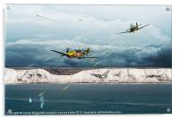 The Battle of Britain, Acrylic Print
