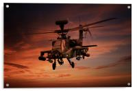 Close Air Support , Acrylic Print