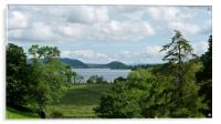 Ullswater from Howtown, Acrylic Print