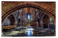 The Lady Chapel, Acrylic Print