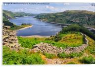 Haweswater, Acrylic Print