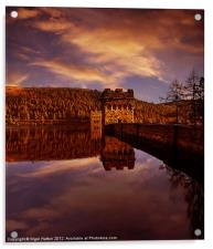 Howden Reflections, Acrylic Print