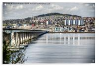 City of Dundee, Acrylic Print