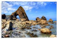 Blackchurch Rock, Acrylic Print