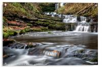All the way to Scaleber Force, Acrylic Print