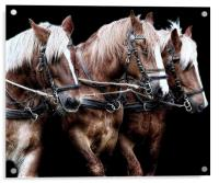 Three is a magic number, Acrylic Print