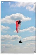 up up and away, Acrylic Print