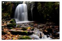 Lumsdale, Acrylic Print