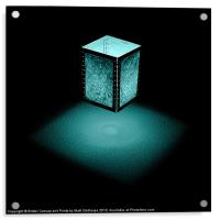 Whats In The Box?, Acrylic Print