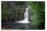 High Force Classic View, Acrylic Print