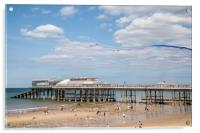 Red Arrows, Cromer , Acrylic Print