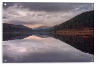 Derwent Reflections                              , Acrylic Print