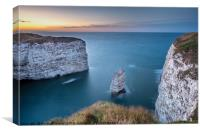 Queen Rock, Flamborough Head, Canvas Print
