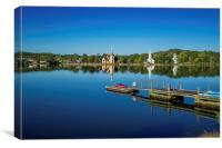 Mahone Bay, Canvas Print