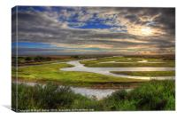 Ludo Nature Reserve, Canvas Print