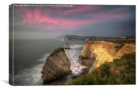 Freshwater Bay, Canvas Print