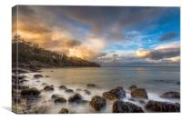 Priory Bay IsleOf Wight, Canvas Print