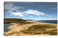 Loe Bar, Canvas Print