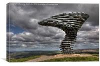 Singing Ringing Tree, Canvas Print