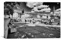 National Gallery in Mono, Canvas Print