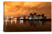 Battersea Apocalypse, Canvas Print