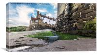 The Old Coastguard Station, Canvas Print