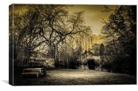 Tranquility, Canvas Print