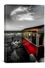 Ticket to Ride, Canvas Print