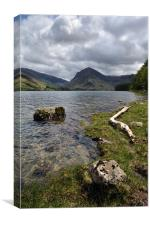 Buttermere Views, Canvas Print