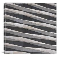 Museum of Liverpool - Abstract, Canvas Print