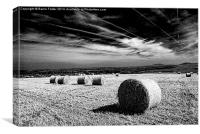 Preseli Backdrop #1, Canvas Print