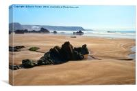 Marloes Sands Detail #1, Canvas Print