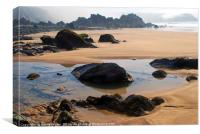 Marloes Sands Detail #2, Canvas Print