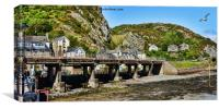 Barmouth, West Wales, UK, Canvas Print