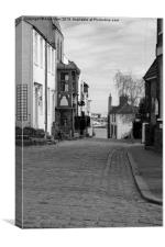 Upnor, Canvas Print