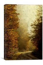 Another Road Travelled, Canvas Print