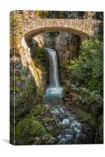 Christine Falls, Canvas Print