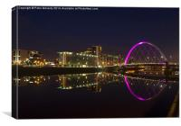 Clydeside !, Canvas Print