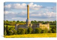 Bliss Mill, Chipping Norton, Canvas Print