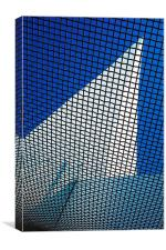 Top of the Spinnaker, Canvas Print