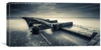 Felixstowe, Landguard Point, Canvas Print