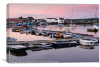 Woodbridge Tidemill, Canvas Print