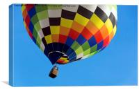Up, Up and Away, Canvas Print