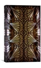 Heavenward--Winchester Cathedral, Canvas Print
