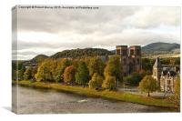 Inverness Cathedral, Canvas Print