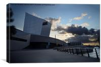 the Imperial War Museum, Canvas Print
