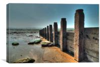 Eastbourne Seafront, Canvas Print