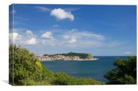 Scarborough, North Yorkshire, Canvas Print
