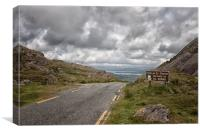 Welcome to Kerry. , Canvas Print