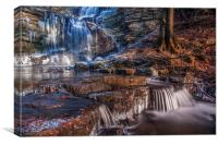 Scaleber Force in Winter, Canvas Print